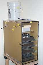 GQF Cabinet Style Incubator