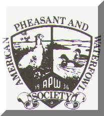 American Pheasant and Waterfowl Society (9404 bytes)